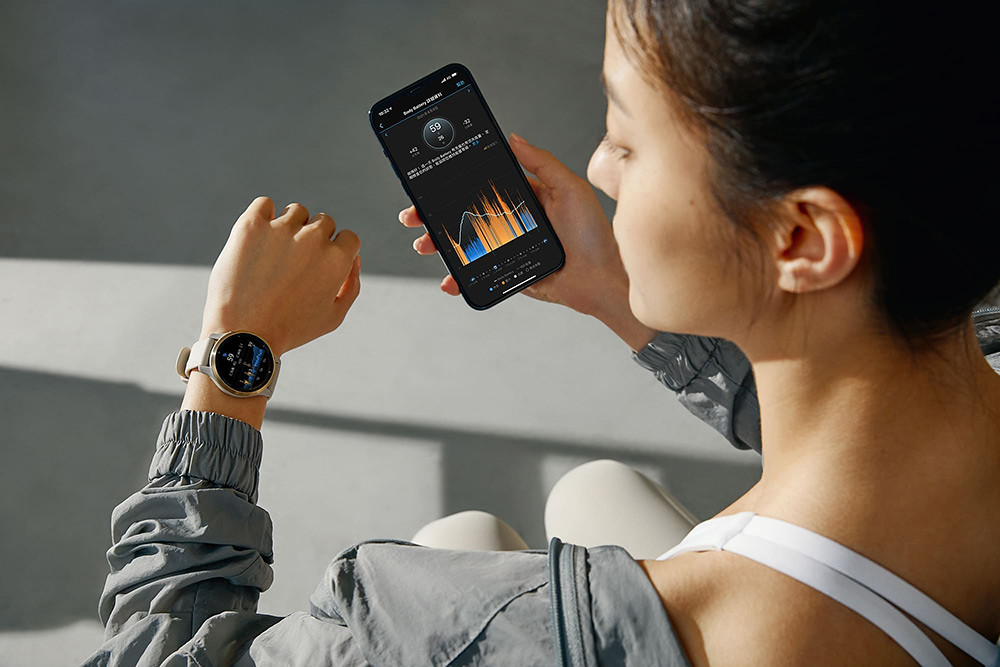 Garmin相信透過科學化監測,追求健康有憑有據,無論是練肌肉或練出更好的睡眠習慣,健康生活都是「練」出來的