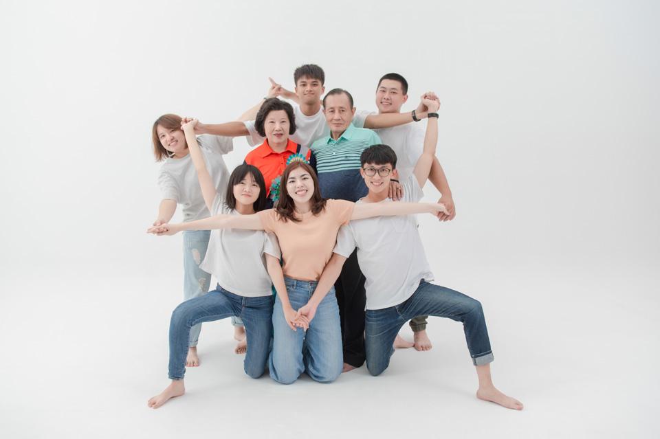 台南全家福照 家人滿滿歡樂的幸福回憶 PS 009