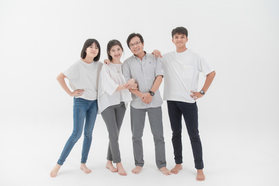 台南全家福照 家人滿滿歡樂的幸福回憶 PS 007