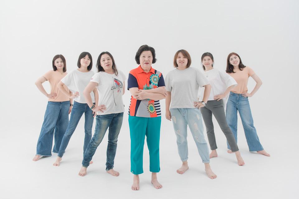 台南全家福照 家人滿滿歡樂的幸福回憶 PS 004