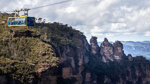 Katoomba Falls Walk Blue Mountains-7