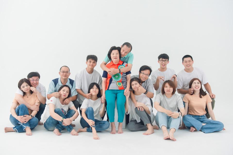 台南全家福照 家人滿滿歡樂的幸福回憶 PS 014