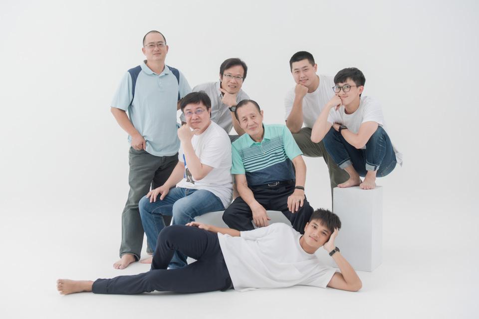 台南全家福照 家人滿滿歡樂的幸福回憶 PS 010