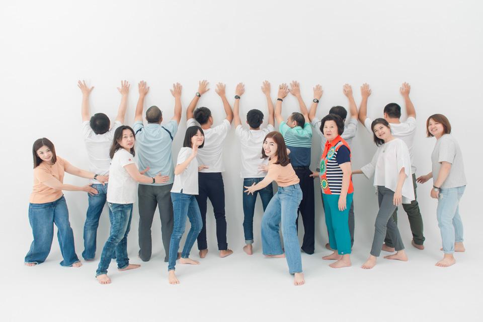 台南全家福照 家人滿滿歡樂的幸福回憶 PS 012