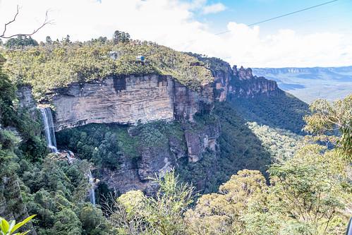 Katoomba Falls Walk Blue Mountains-11