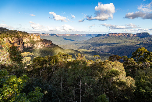 Katoomba Falls Walk Blue Mountains-97