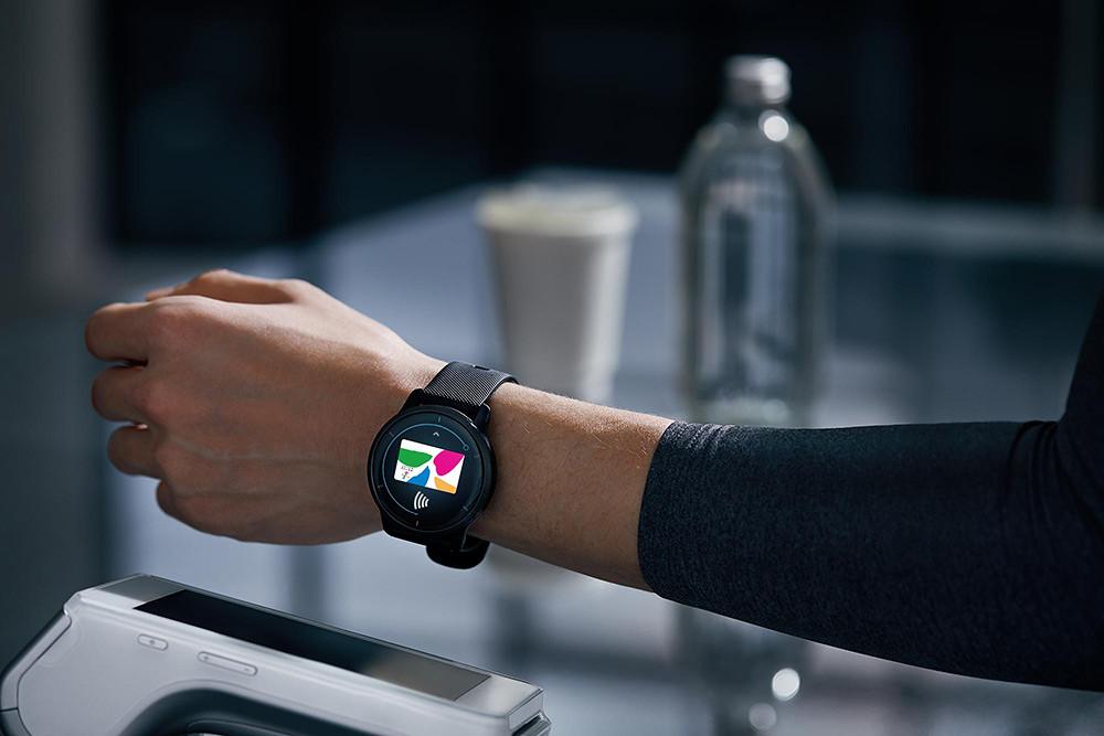 「VENU-2系列GPS智慧腕錶」內建多項智慧提示、悠遊卡及Garmin-Pay行動支付,減少接觸風險、保護大家的健康,讓你輕鬆掌握健康便利又安全的生活