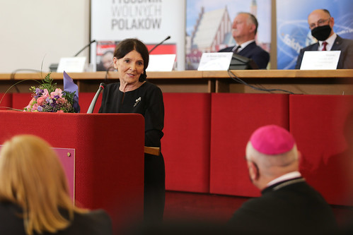 Gala wręczenia nagrody bp. Andrzejewskiego - Warszawa, 17 X 2021 r.