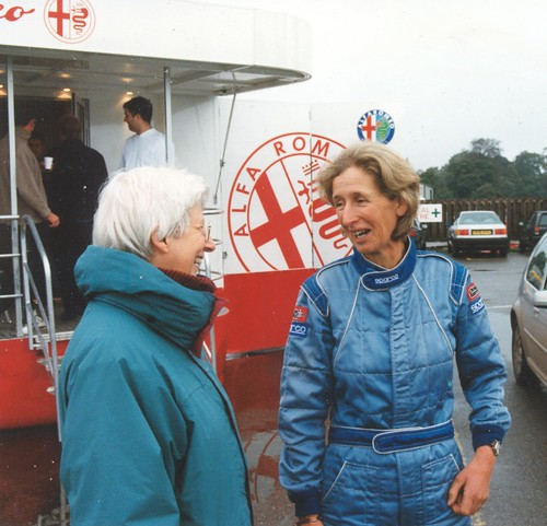 That was a good one. Minette with Diana Lindsay