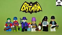 Batman Villains & Henchmen - Vol. One