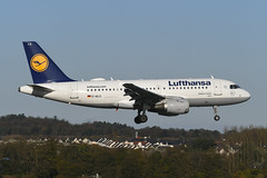 Photo of D-AILS Airbus A319-114 EGPH 31-10-19