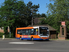 Photo of Centrebus YX12 AOF Stewartby Beds