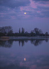 Photo of Dawn reflections