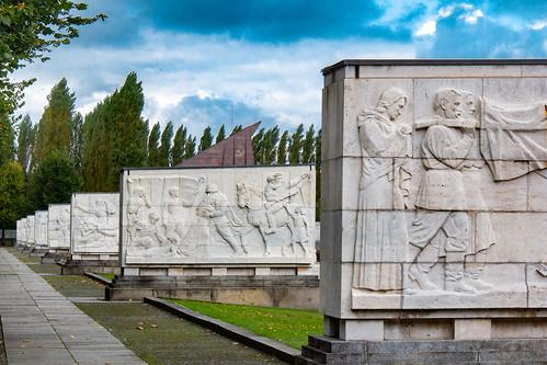 Soviet War Memorial Berlin