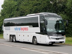 Photo of BM68 AHV - City of Oxford (National Express)