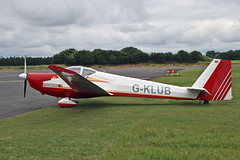 Photo of G-KLUB Scheibe SF25C L Ingram EGBT 19-06-21