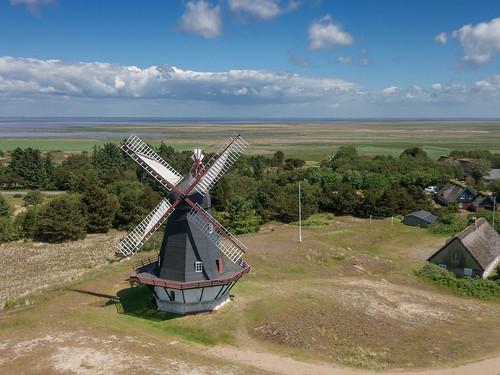 The Sønderho Mill