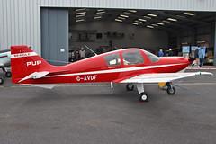 Photo of G-AVDF Beagle B121 Srs 1 D I Collings 19-06-21 EGBT
