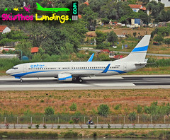 """ENTERAIR Boeing 737-800 • <a style=""""font-size:0.8em;"""" href=""""http://www.flickr.com/photos/146444282@N02/51263328751/"""" target=""""_blank"""">View on Flickr</a>"""