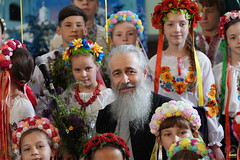 40. Детский концерт в День Святого Духа в Святогорской Лавре 21.06.2021