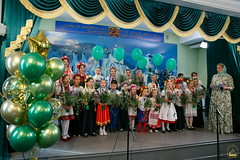 24. Детский концерт в День Святого Духа в Святогорской Лавре 21.06.2021