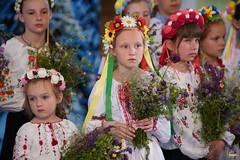 28. Детский концерт в День Святого Духа в Святогорской Лавре 21.06.2021