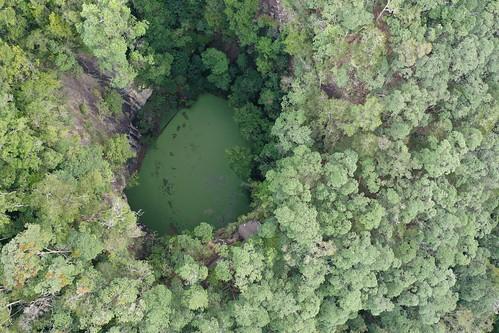 Mount Hypotamee Crater