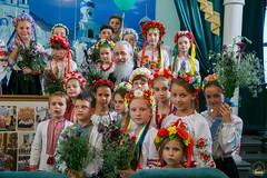 38. Детский концерт в День Святого Духа в Святогорской Лавре 21.06.2021