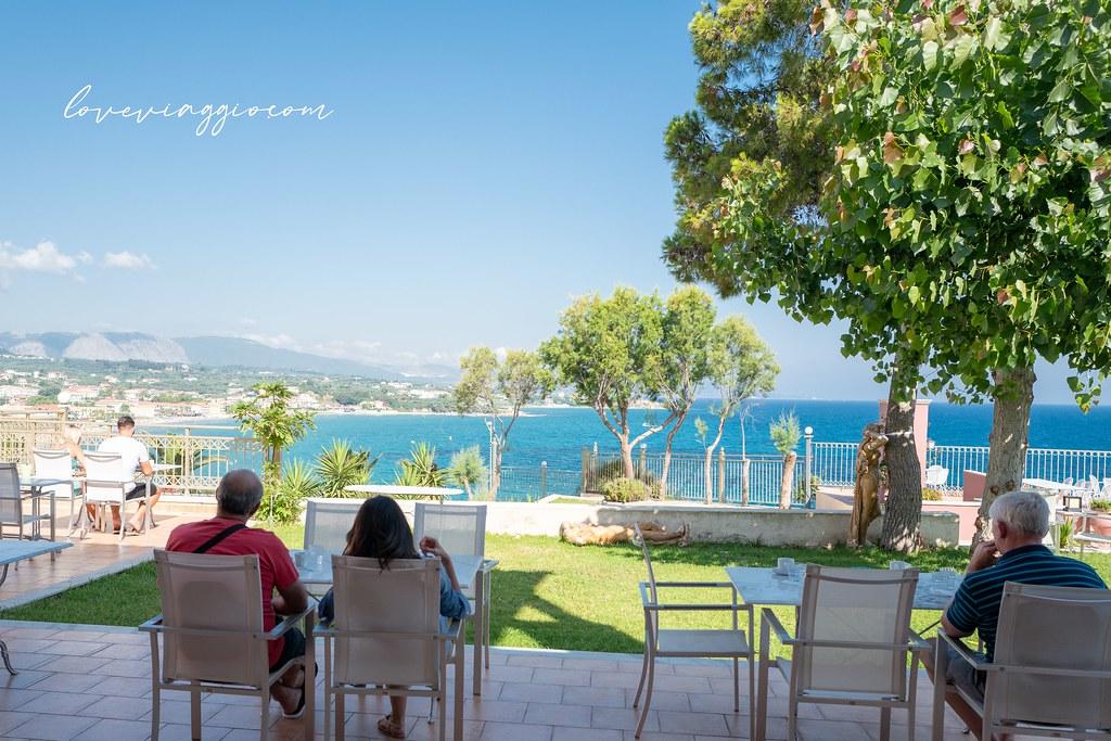 【扎金索斯Zakynthos】陽台飯店Balcony Hotel 海景早餐X美景視野的平價住宿 @薇樂莉 Love Viaggio | 旅行.生活.攝影