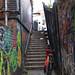 Footpath, West Hampstead