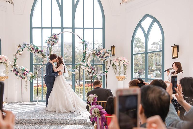 [桃園婚攝] Dylan & Jill 早儀午宴 婚禮攝影 @ 中壢花田盛事 愛伯特廳| #婚攝楊康