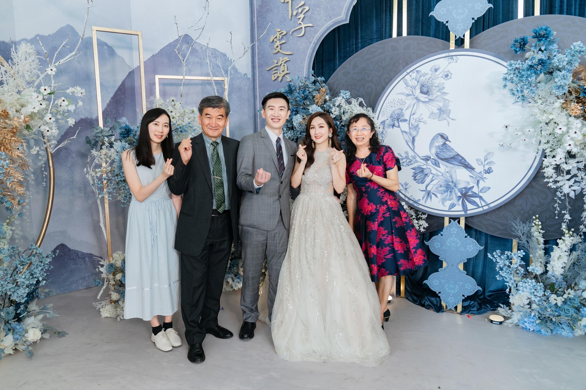 婚禮紀錄, 東法, EASTERN WEDDING