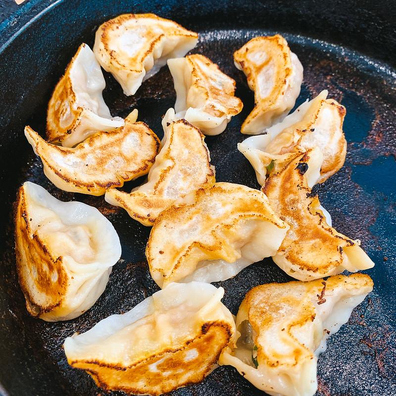 角鑄燒餃子