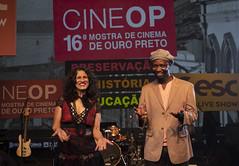 Regina Souza e Sérgio Pererê