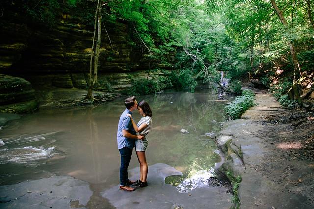 DeAnna & Brok Engagement