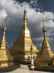 Shwe Phone Pwint Pagodas