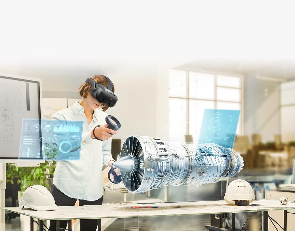 HTC新聞資料-VIVE Business Visualization_於虛擬環境中檢視產品設計3D模組 (1)