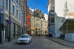 Riga: Audēju iela