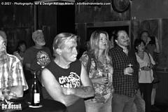 2021 Bosuil-Het publiek bij The Bluesbones 1-ZW