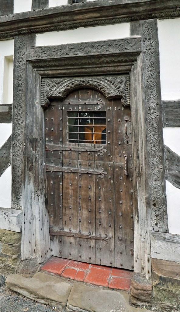1616 Timber Door.