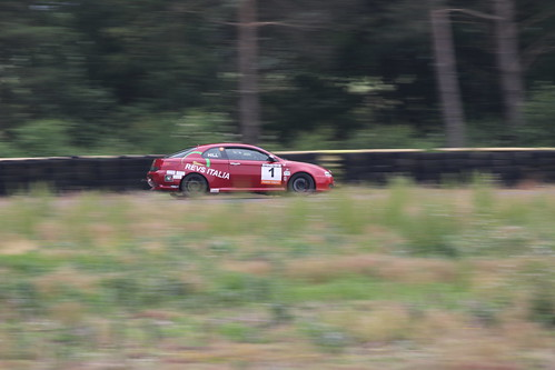 Alfa Romeo Championship - Croft 2021