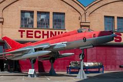 Technik Museum Speyer: Suchoi Su-22 M-4 Jagdbomber