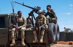 U.S. forces host range day with Danab Brigade