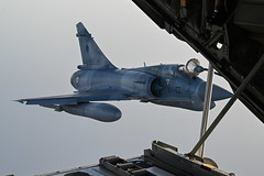 US, French enhance interoperability over the Horn of Africa