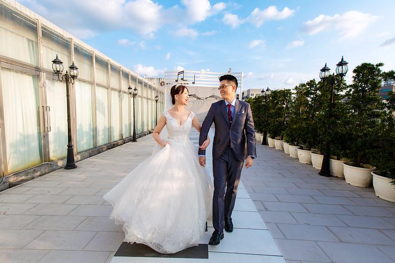 [婚攝] 佳倫 & 莉貞 88號樂章 花之圓舞曲 | 雙儀式晚宴 | 婚禮紀錄