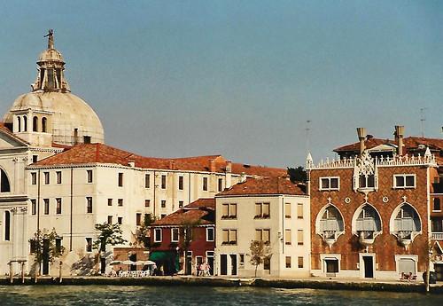 Venezia, Giudecca, Le Zitelle & Casa dei Tre Oci