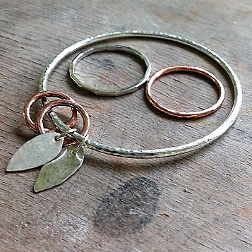 Intro to Silversmithing for Jewellery