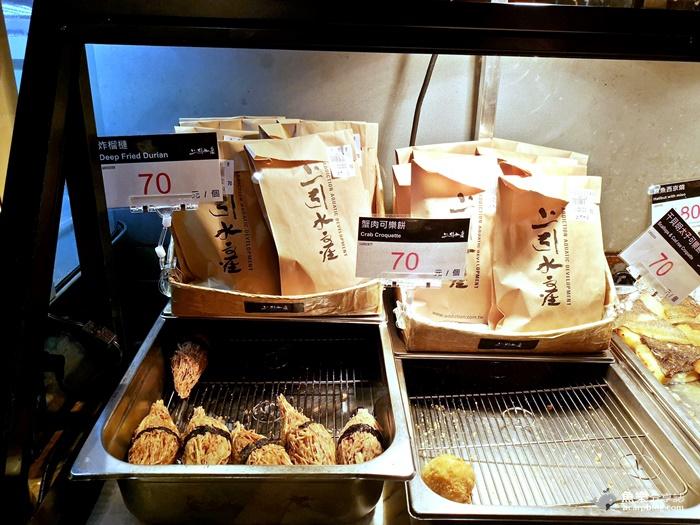 【台北中山】上引水產|好吃好逛海鮮市集 CP值爆表 @魚樂分享誌