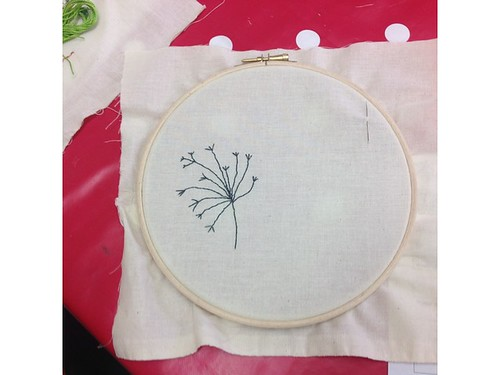 Beginners Embroidery
