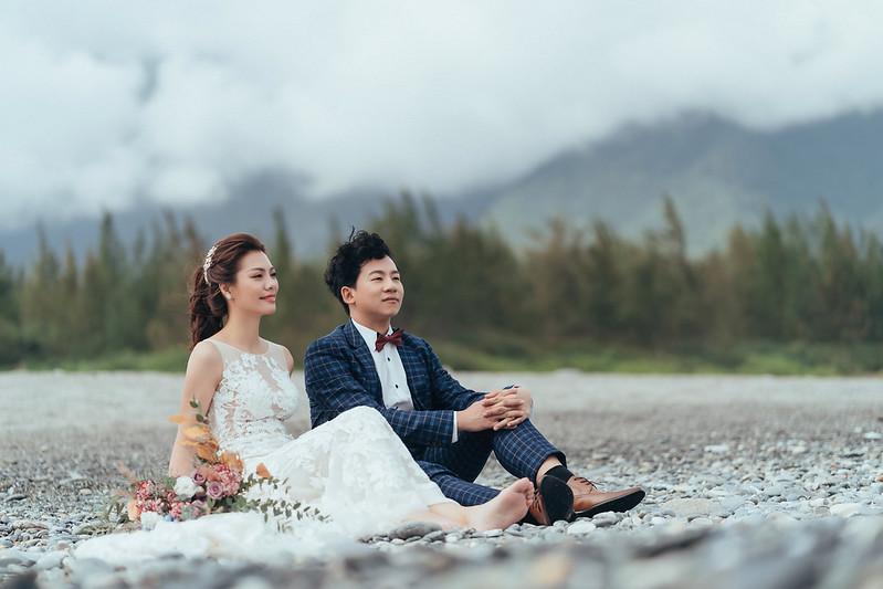 花蓮,婚紗攝影,美式風格婚紗,自然,清新